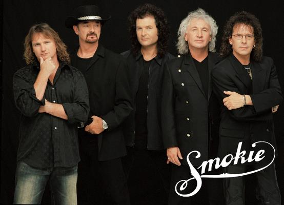 Smokie Teater Tour